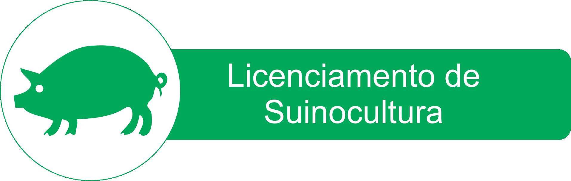 Licenciamento de Suinocultura